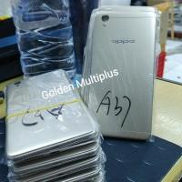 Tutup Belakang OPPO A37 Neo9 GOLD-Backdoor Handphone HP Oppo A 37