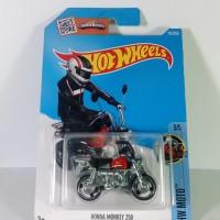 HOT WHEELS - Honda Monkey Z50