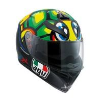 AGV K3 SV Top Tartaruga Helm Full Face -