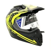 Yamaha YF-N5 MTX Graphic Helm Full Face -