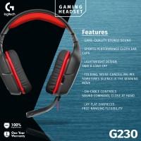 Logitech Headset gaming G230 Stereo -G series