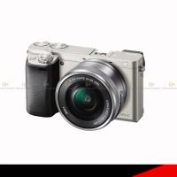 Harga sony alpha a6000 mirrorless digital camera with 16 50mm lens silver | Pembandingharga.com