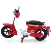Miniatur Motor Honda Pitung 70 Klasik Antik Unik Artist FREE ONGKIR