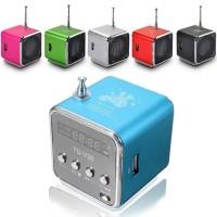 Speaker Mini Digital Music Angel TD V26 USB, SD Card, Radio FM, AUX
