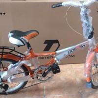 Sepeda Lipat Odessy 20