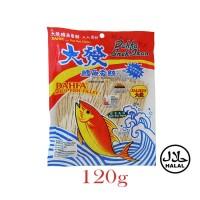 Makanan Import- Dahfa Snek Ikan Dried Fish Fillet