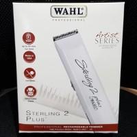 Mesin pencukur rambut Hair Clipper Wahl Sterling 2 plus Berkualitas