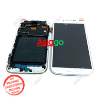 LCD SAMSUNG I9500+TOUCHSCREEN+FRAME AAA (GALAXY S4)