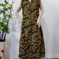 outerwear batik / cardigan model terbaru