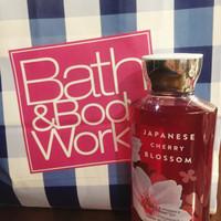 bath and body works bbw shower gel sabun mandi