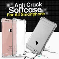 Anti Crack Softcase iPhone/Android Smartphone Cover