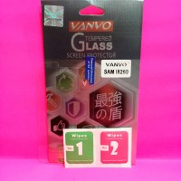 Anti Clear Tempered Glass Kaca Vanvo Samsung I8260/I8262 - Core Duos