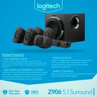 Logitech SPEAKER Z906 5.1( Dolby & THX Certified ).