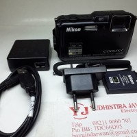 Nikon Coolpix AW120 Black