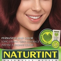 NATURTINT PERMANENT HAIR COLOR 9R - FIRE RED