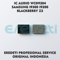 IC AUDIO WCD9304 SAMSUNG I9300 I9200 BLACKBERRY Z3 KD-002497