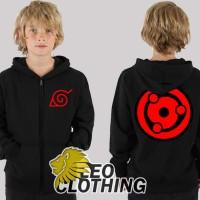 Jaket Sweater Anak Naruto - Milk Clothing