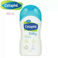 cetaphil baby body lotion with shea butter 400ml