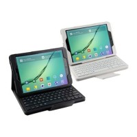Removable Keyboard Leather Case for Samsung Galaxy Tab S 2 8 0