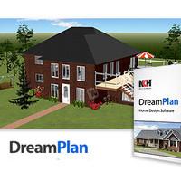 Software desain NCH DreamPlan Plus v3.0 Beta - rumahan dan interior