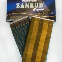 PROMO !! Grosir sarung zamrud crystal murah !! recomended seller !