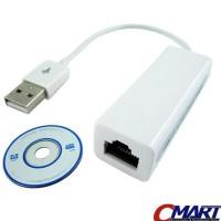 Jual Usb 2.0 To Rj45 Ethernet Lan Network Adapter Internet - Mtc-