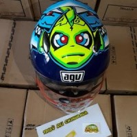Helm Rossi Shark via via Moto Gp