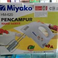 TERBARU MURAH Hand Mixer Miyako type HM-620