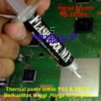 Jual Thermal paste untuk PS3 ,XBOX & CPU ISI 5 Gram Murah!