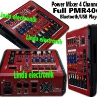 Harga professional linkmaster power mixer 4 channel full pmr4 free | Pembandingharga.com