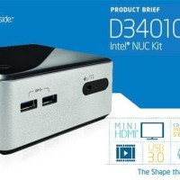Intel NUC D34010WYKH