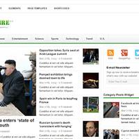 Newswire Wordpress Theme by Theme Junkie