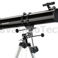 Jual Teleskop Teropong Bintang Celestron PowerSeeker 114EQ PackingKayu