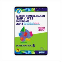 CD MATERI PEMBELAJARAN MATEMATIKA SMP-MTS KELAS 8