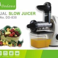 Dodawa Manual Slow Juicer Blender Tangan Tanpa Listrik DD-810