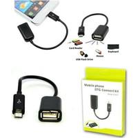 Kabel Micro USB OTG / Kabel OTG Samsung Xiomi oppo Axus dll