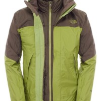 THE NORTH FACE MOUNTAIN LIGHT TRICLIMATE GORETEX SIZE L MEN