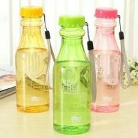 Botol lucu / botol warna warni / botol kekinian