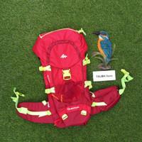 QUECHUA Forclaz 40 L Pink Original Decathlon Tas Keril Carrier Outdoor