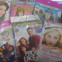 DVD Film Barat Thailand Taiwan