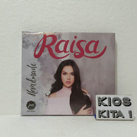 CD Raisa Handmade Original - musik indonesia