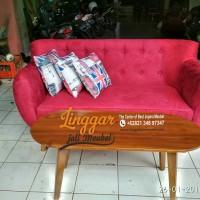 sofa retro set sofa tamu murah set kursi tamu living chair online