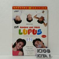 DVD Bangun Lagi Dong Lupus Original - film komedi indonesia movie