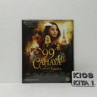 DVD 99 Cahaya Di Langit Eropa Original - film drama indonesia movie