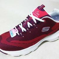 Sepatu Skechers Air-Cooled Memory Foam DLites Ultra Women 12283