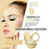 BEDAK 3IN1 IMPLORA COMPACT POWDER / BEDAK FOUNDATION (KODE 320)