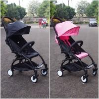 Gojek :Eclaire Baby Stroller look like yoyo (pockit,lipat,lightweight)