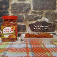 Chili Chila Kentang Kering Balado - ukuran kecil 125gr