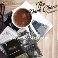 Promo Cokelat Bubuk Premium Chocofaza Dark Chocolate 1 Kg