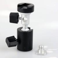 360 Swivel Flash Stand Bracket Umbrella Holder C type